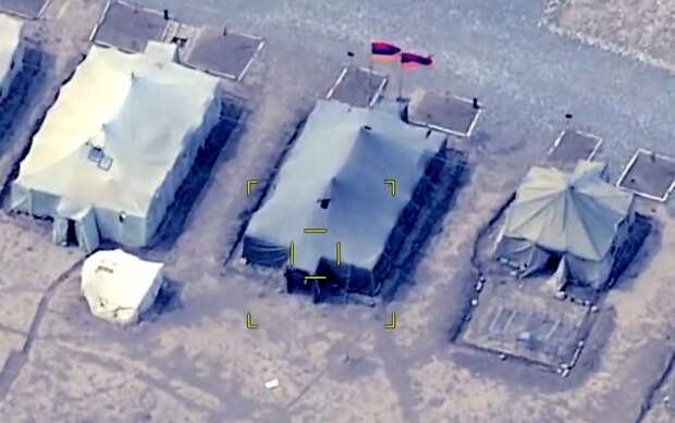Жестокий удар по полевому лагерю: прицельные атаки Баку могут изменить ход войны в Карабахе