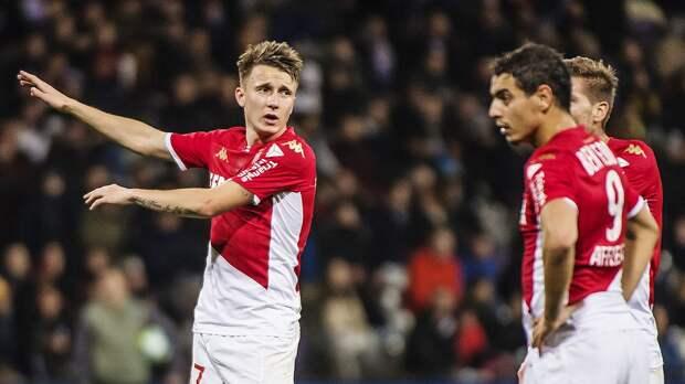 «Головин – отличный джокер, но его игра в основе разочаровывает». «Монако» не смог обыграть лидера чемпионата