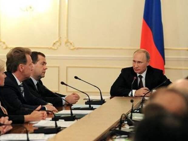 Путин не возражает, что зарабатывает меньше своих подчиненных