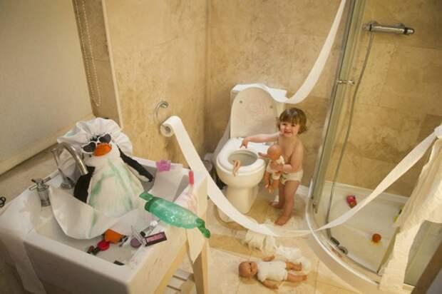 Как занять ребенка, если он остался дома?