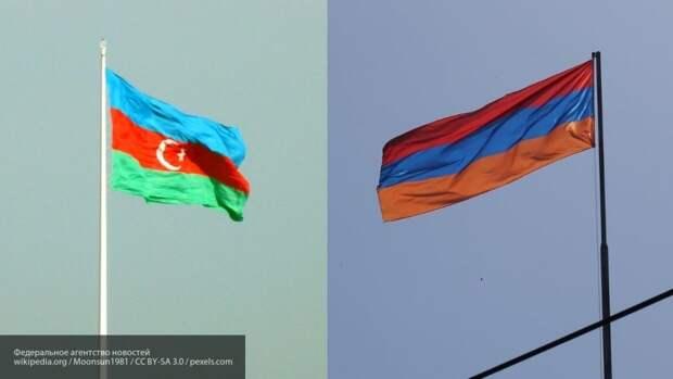 Армения опровергла заявление Азербайджана об обстреле Гянджи