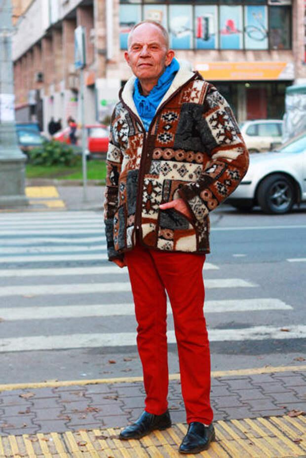 Старость моде не помеха. Стильные пенсионеры России