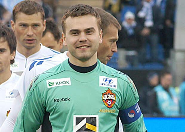 Уткин усмотрел в поездке Акинфеева на ненужный ЦСКА матч в Загребе перспективу для сборной – хочет играть, уговаривайте