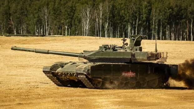 """Чем хорош обновленный танк Т-90М """"Прорыв-3"""""""