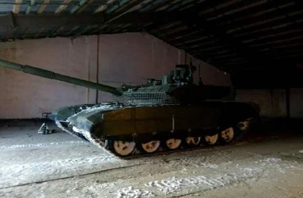 Это «Прорыв». Чем удивят новейшие российские танки