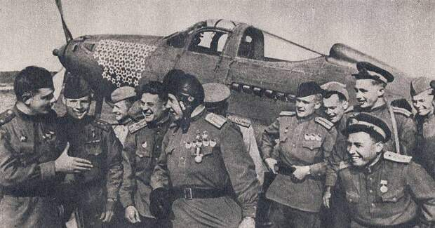 Лётчик-мыслитель. Александр Иванович Покрышкин