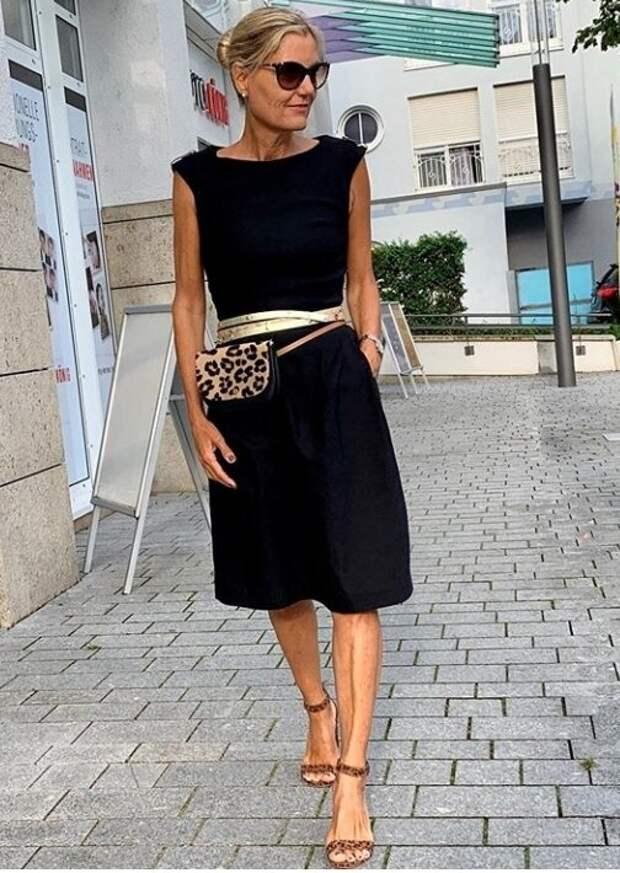 Детали гардероба, которые помогут создавать стильные образы женщинам после 50 лет