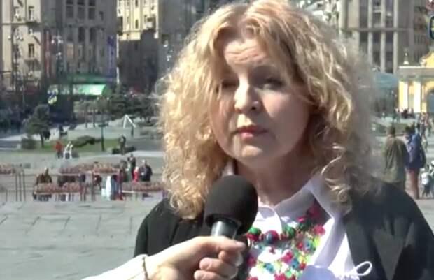 УКРАИНЦЫ ОБРАТИЛИСЬ К РОССИЯНАМ