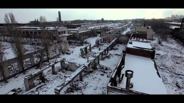 За четверть века в России исчезли 78 тысяч заводов и фабрик