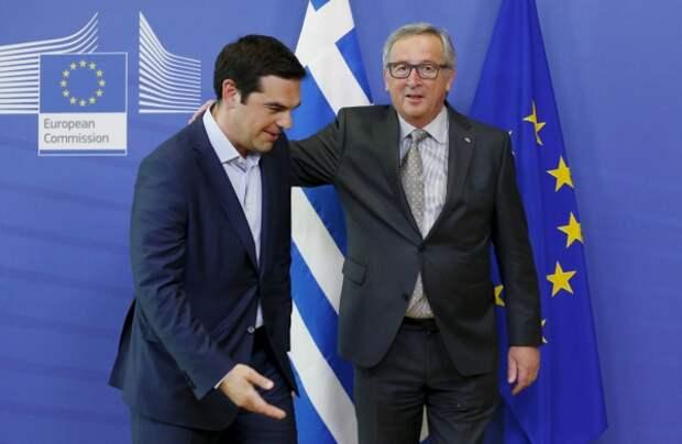 Алексис Ципрас резко ответил Дональду Туску на его предложения