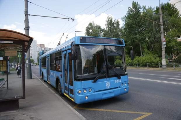 Автобус №451 будет останавливаться у станции MЦД-2 «Трикотажная» с 16 января