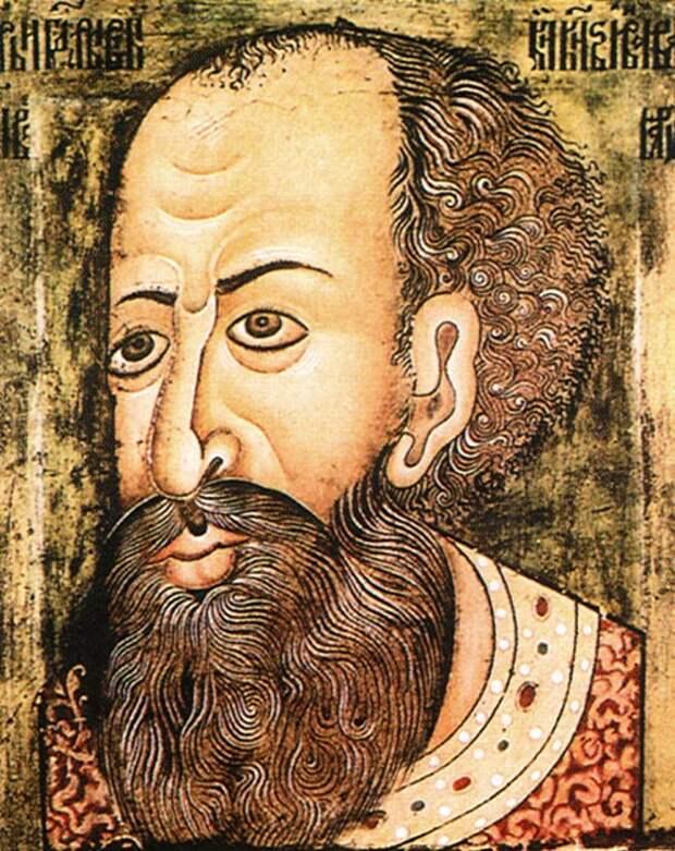Царь Иван Грозный в средневековых миниатюрах.