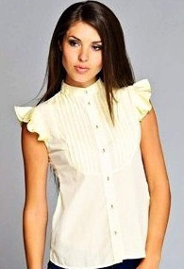 Выкройка блузки в стиле бохо