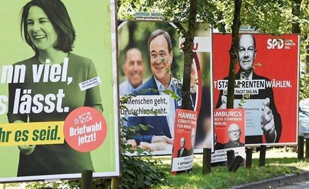Парадокс выборов в Германии: возможно, фрау Меркель придется остаться