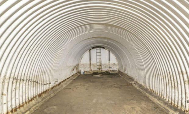 Спрятанный бункер Второй мировой