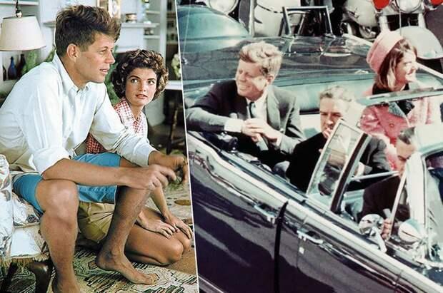 Тайны клана Кеннеди: отнаркотиков досмертей