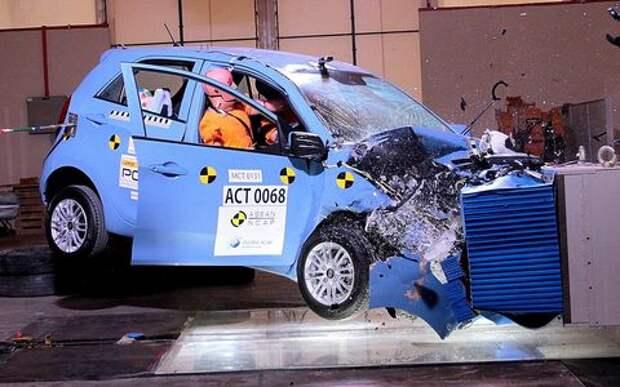 Новая серия краш-тестов ASEAN NCAP: и здесь трупы!