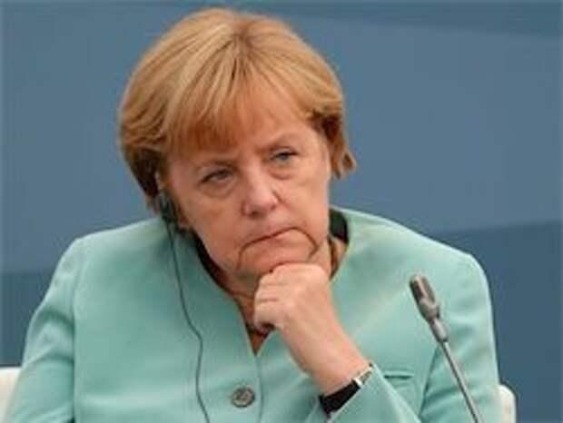 Новость на Newsland: Меркель заподозрила, что ополченцы Донбасса получают оружие из РФ
