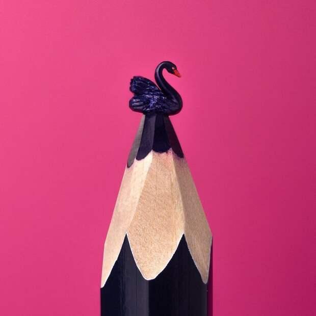 Великое в малом: российский художник создает удивительные миниатюры