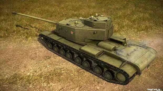 Сверхтяжелые танки СССР