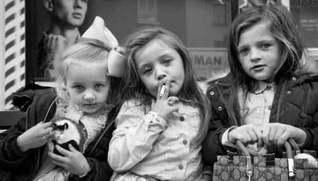 Детство на колесах: юные ирландские цыгане на потрясающих фотографиях Джейми Джонсона