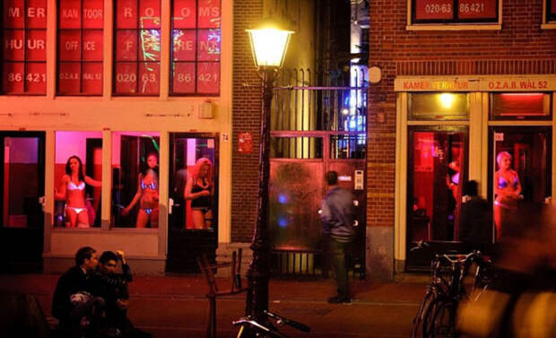30 любопытных фактов об Амстердаме
