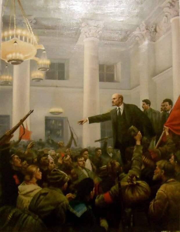 Почему ненавидят Ленина
