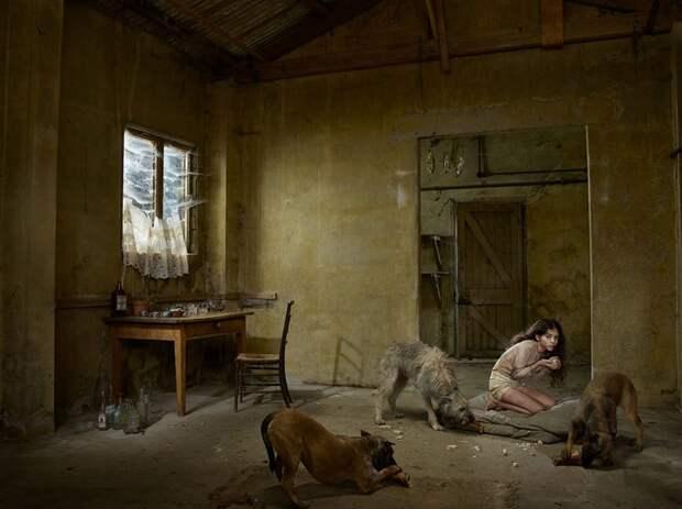 14 настоящих историй про детей-маугли вкрасивом фотопроекте