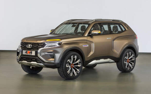 По росту продаж Lada заняла второе место в мире