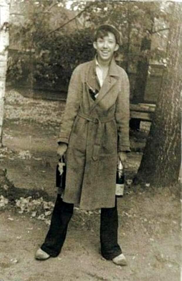 Молодой Юрий Никулин, 1930-е годы. Редкие фото Юрия Никулина, история, фото