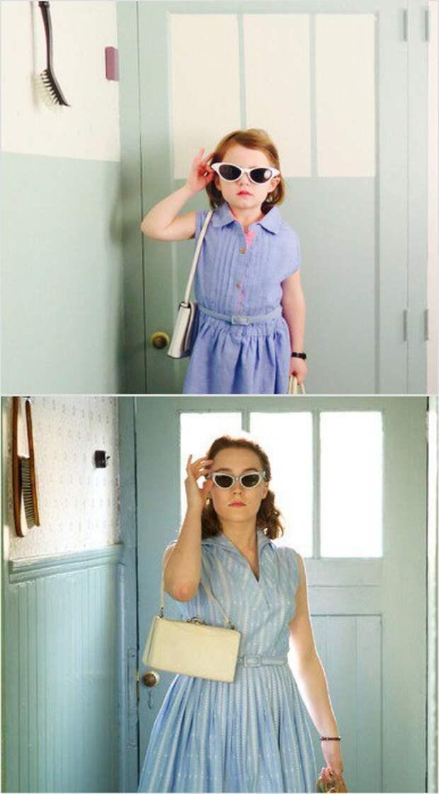 Дети воссоздали сцены из фильмов, номинированных на «Оскар»