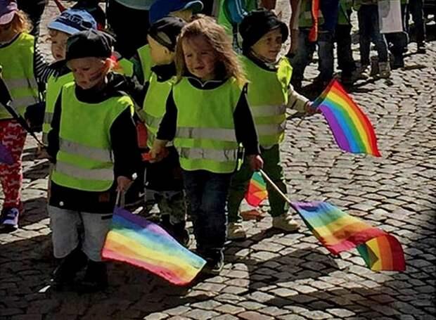 ЛГБТ и потеря национальной идеи: ищем связи