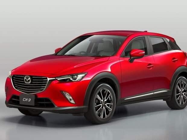 Новинки Mazda-2015: Zoom-zoom стремится в небо
