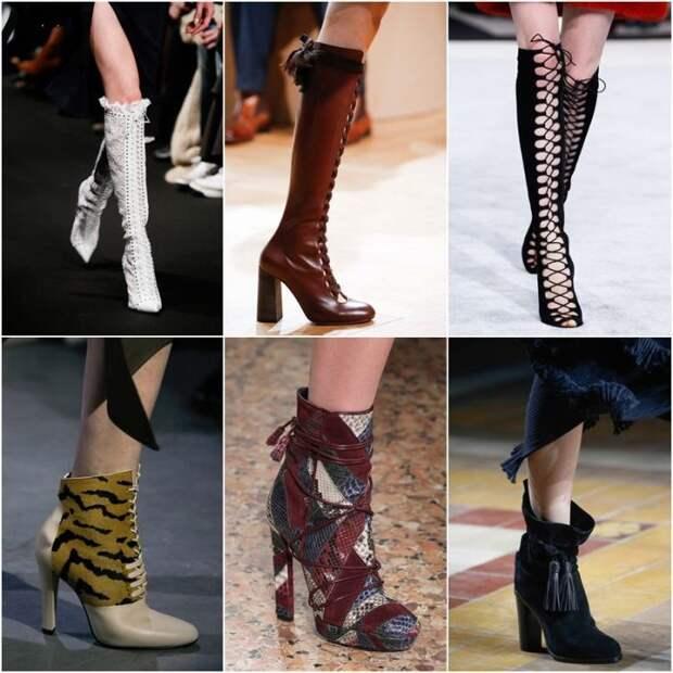 Носки под босоножки - теперь можно: 7 обувных трендов этой осени