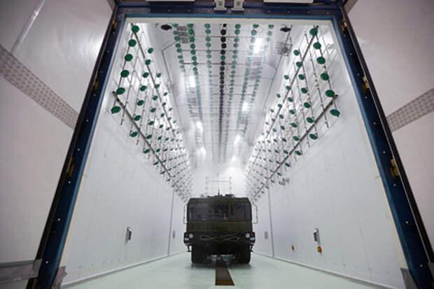 Российский военный концерн разрабатывает гражданский электрогазомобиль