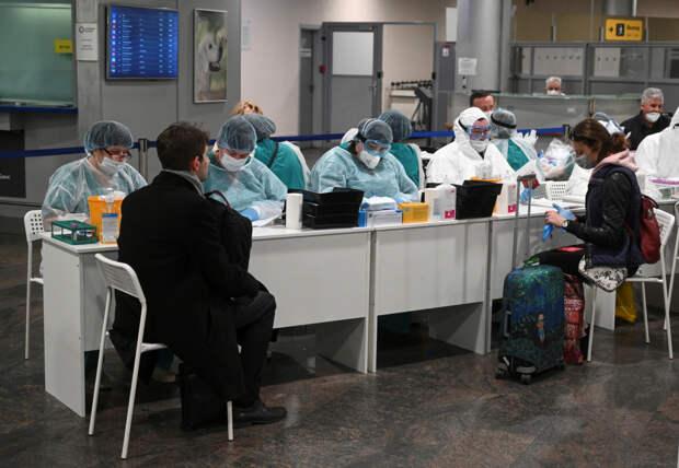 Власти России изучают возможность усиления ограничительных мер из-за коронавируса