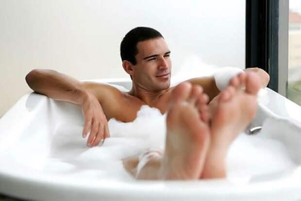 Что должно быть в ванной настоящего джентльмена