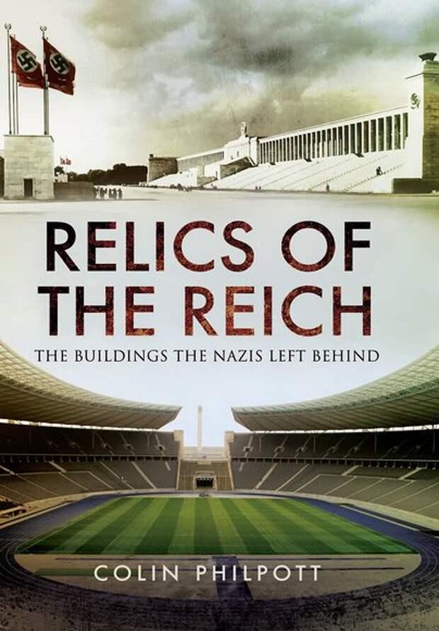 Обложка книги «Relics of the Reich»