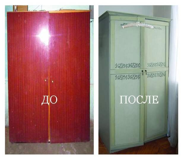 Новая жизнь старой советской мебели