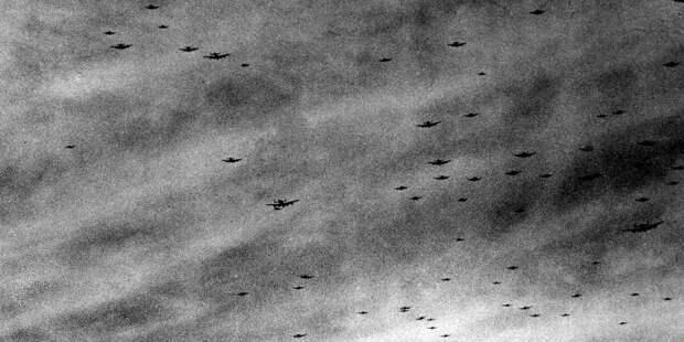 Рейд наНюрнберг: худшая ночь британских бомбардировщиков