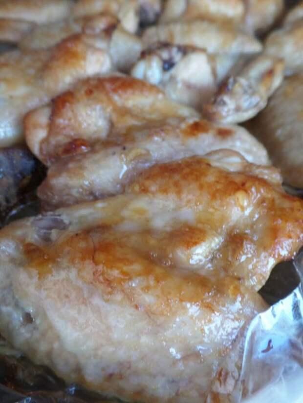 Рецепт на выходные: Куриные крылышки в восточном стиле