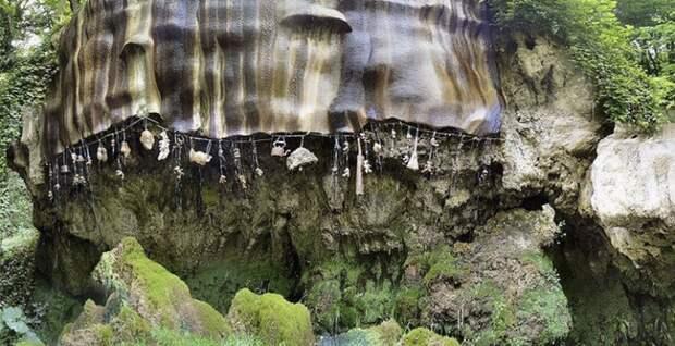 Водопады мира. Красивые. Странные. Необычные (фото)