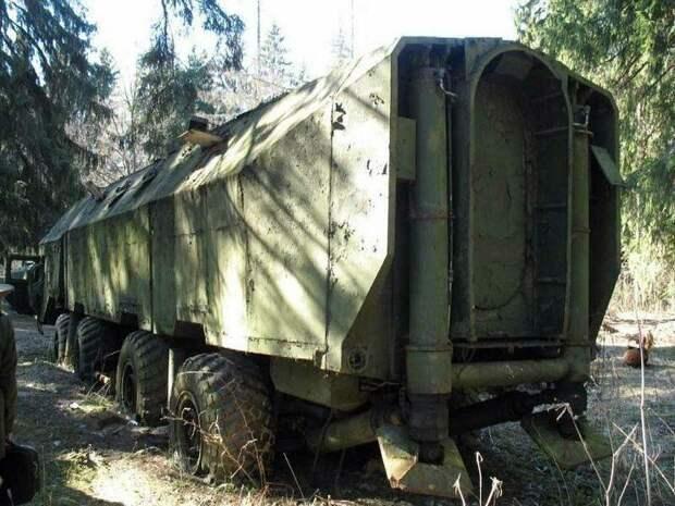 Подвижная фортификация защищённая машина для пунктов управления «Редут», рассказы об оружии, страницы истории