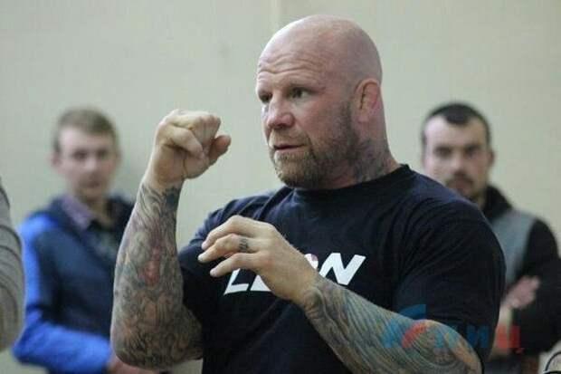 Боец ММА Монсон стал депутатом Красногорска
