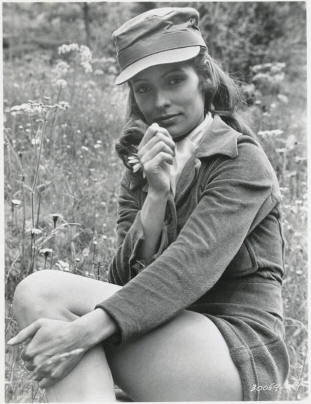 Итальянская актриса Делия Боккардо