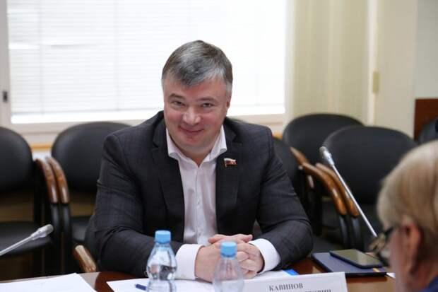 Артем Кавинов: «Наша обязанность — сберечь для будущих поколений героические истории защитников Отечества»