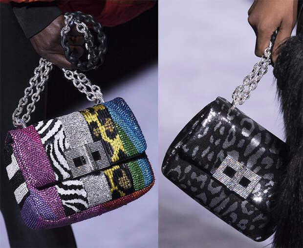 Леопардовые сумки – модная тенденция 2018-2019