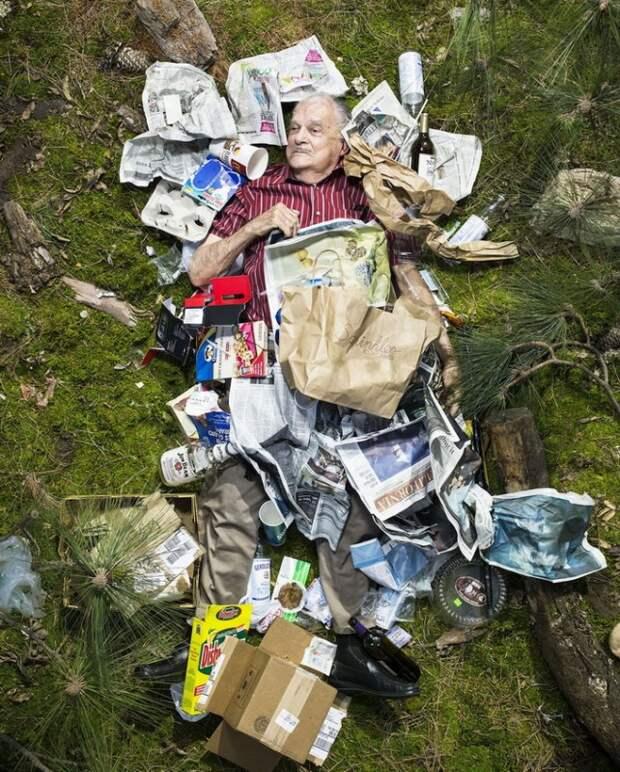 В Севастополе команда Чалого предпочитает задохнуться в мусоре - принципы важнее
