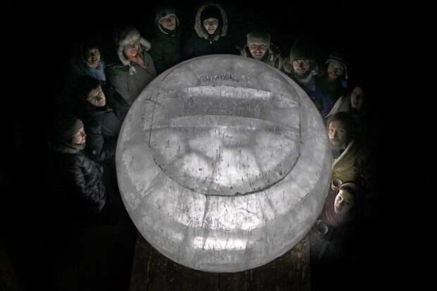 В Ижевске с 7 по 19 января пройдет IX Ледовый фестиваль ангелов и архангелов