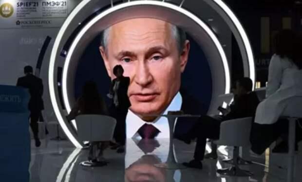 Удивительно тактичный Владимир Владимирович